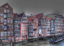 istorie Hamburg